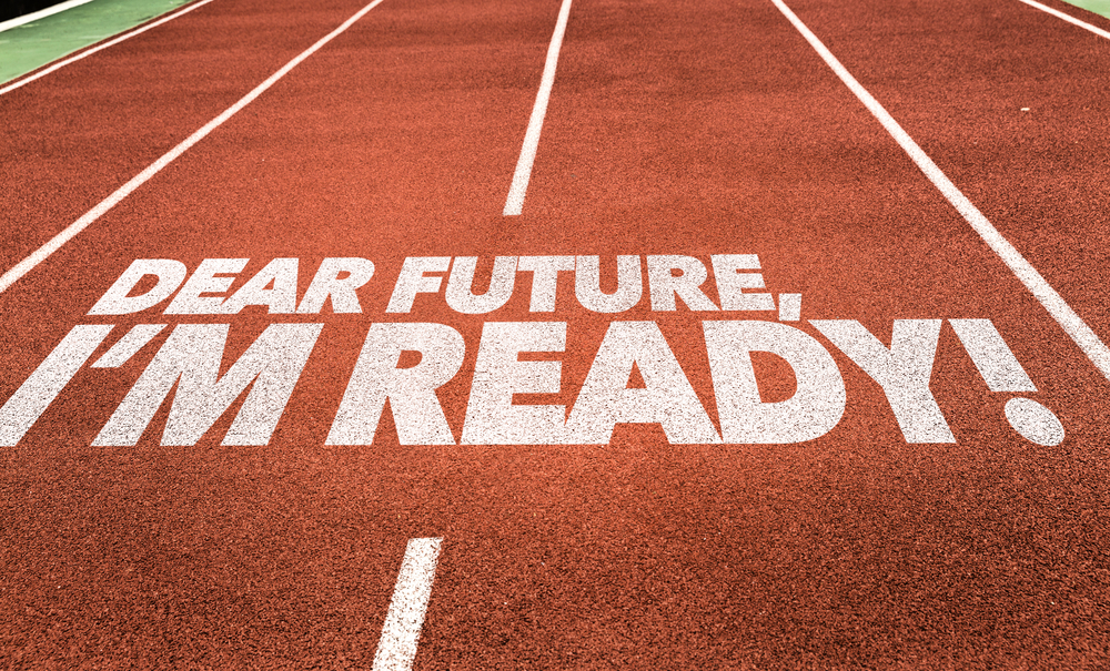 Dear Future, Im Ready written on running track-2